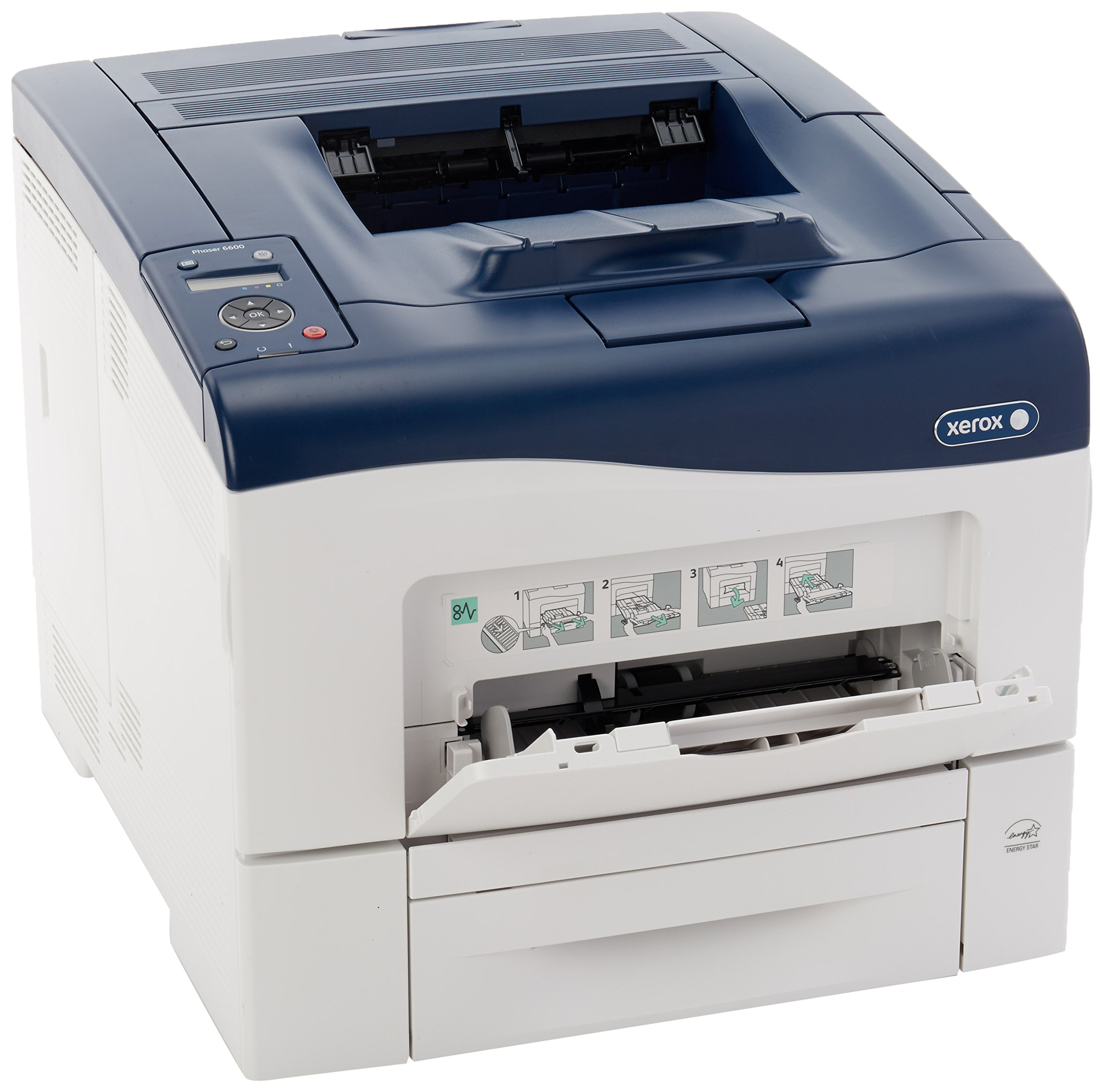 Xerox 6600/YDN Government Phase Color Laser Printer