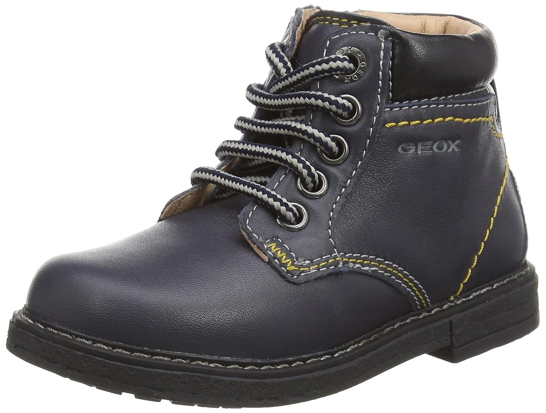 52b1a1195c1 Geox B Glimmer D, Botines de Senderismo Bebé-para Niñas: Amazon.es: Zapatos  y complementos