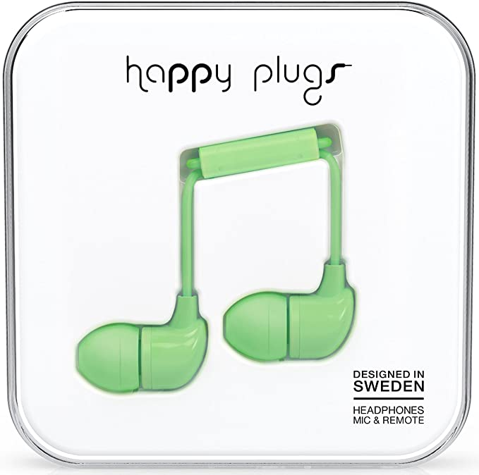 Happy Plugs In Ear Kopfhörer Mit Mikrofon Elektronik