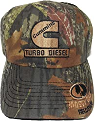 Cummins Turbo Diesel Camouflage Hat