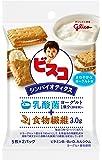江崎グリコ ビスコ シンバイオティクス さわやかヨーグルト味 10枚×10個