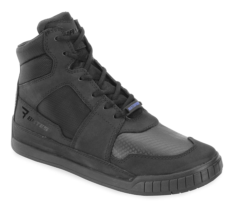 df1f4e3b91c Bates Marauder Performance Men's Motorcycle Boots (Black, Size 12)