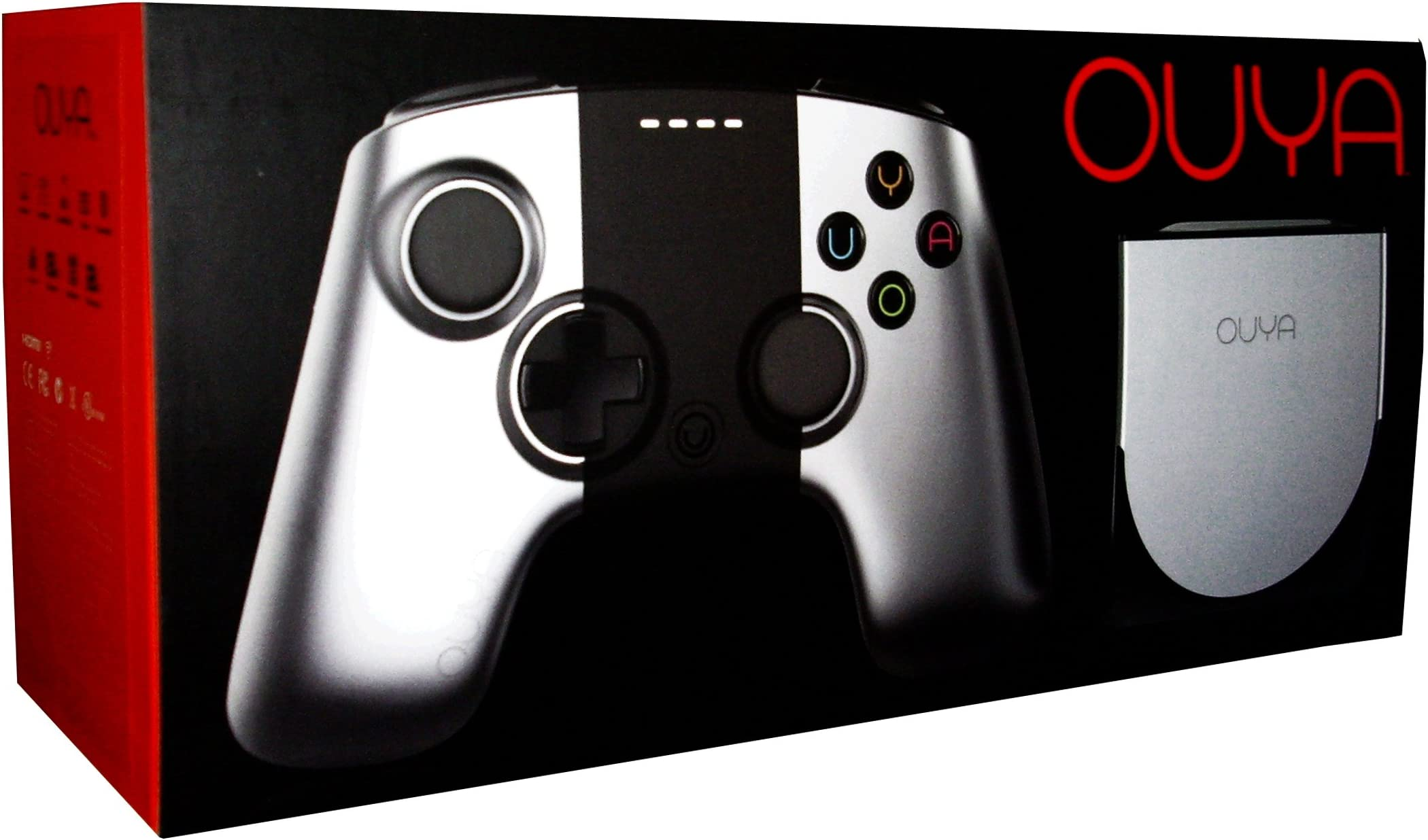 Amazon.com: OUYA Game Console ...