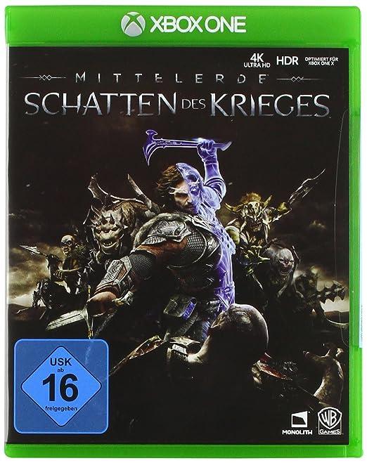 preiswert kaufen Shop für authentische günstig kaufen Mittelerde: Schatten des Krieges -Standard Edition - [Xbox ...