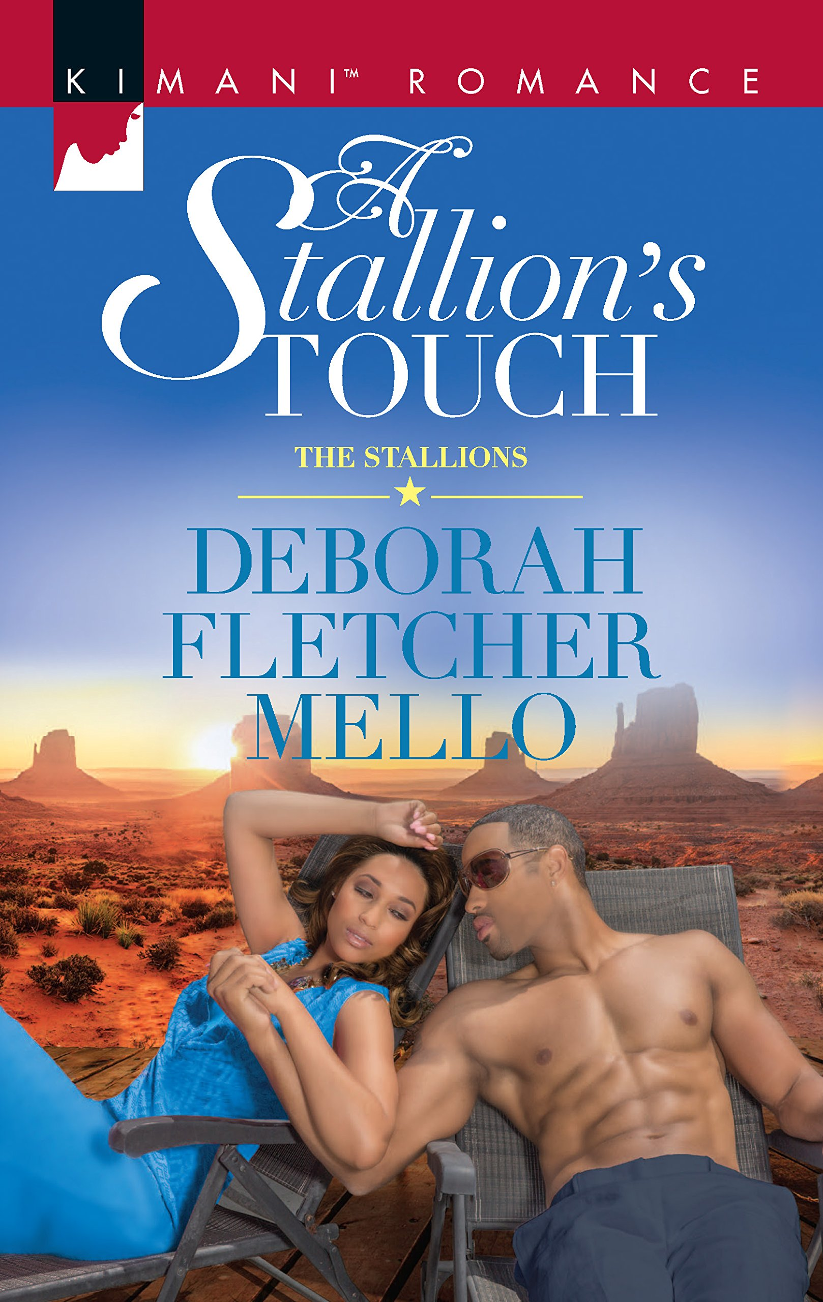 Read Online A Stallion's Touch (The Stallions) PDF
