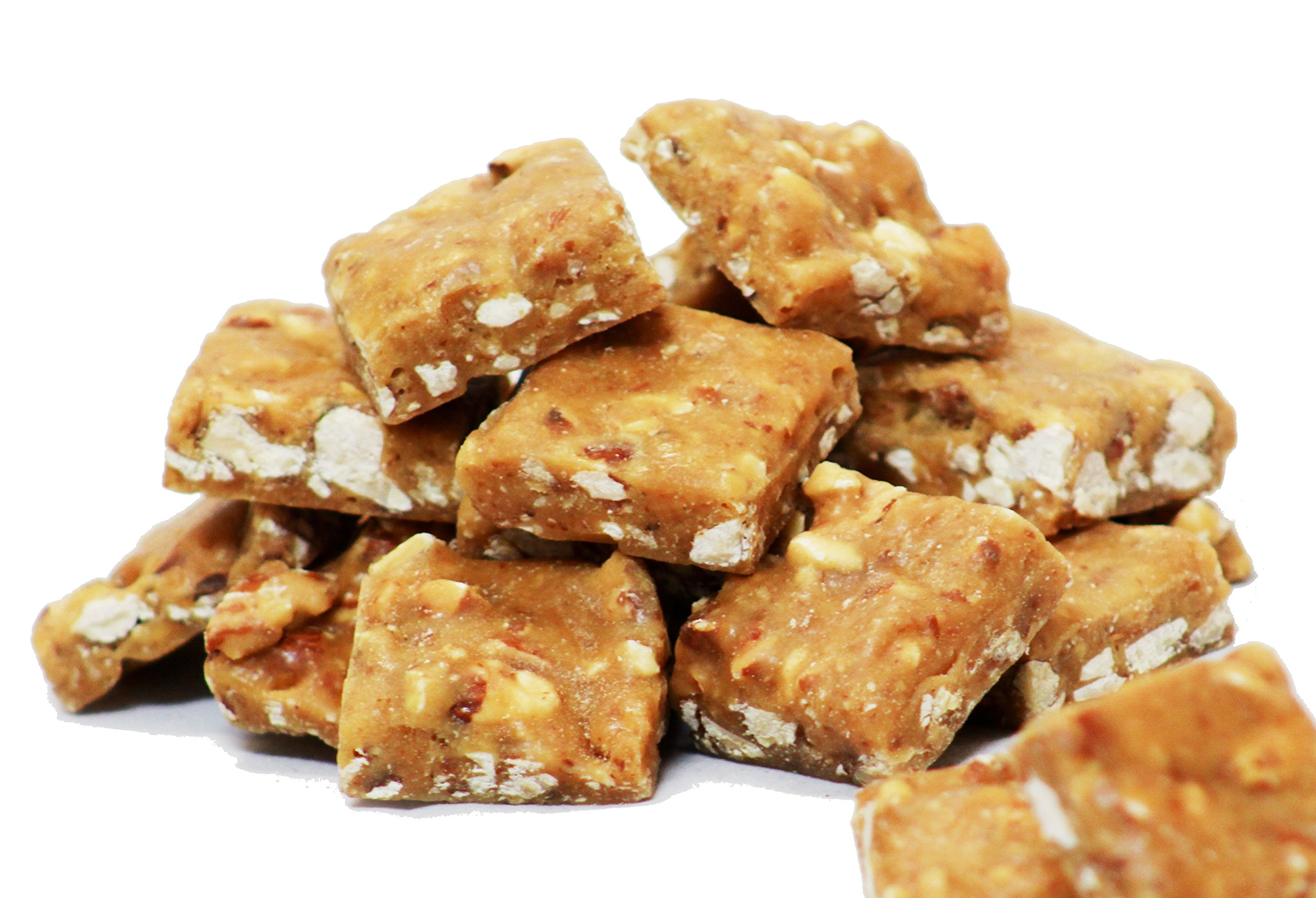 Gourmet Almond Brittle by Its Delish (3 Oz) by It's Delish