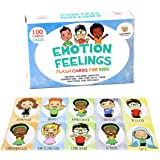 Feelings Flashcards Game Emotion Cards for Learning Emotions with Emotion Faces Therapy Cards A Social Emotional Intelligence