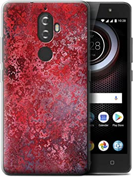 Var para la moda roja, compatible con Lenovo K8 Plus (fabricado en ...