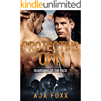 Protecting His Own: MM Shifter Romance (Guardians Of The Pack Book 1)