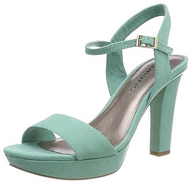38f7c3f76ecb Tamaris Damen 28398 Slingback Sandalen  Amazon.de  Schuhe   Handtaschen