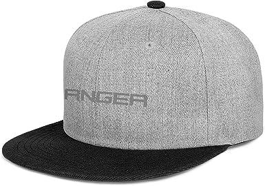Snapback Cap Hip Hop Stylish Unisex Baseball Cap Designed Corona-Classic-Black-Logo