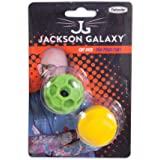 Ourpets play n treat twin pack cat toy pet for Jackson galaxy amazon
