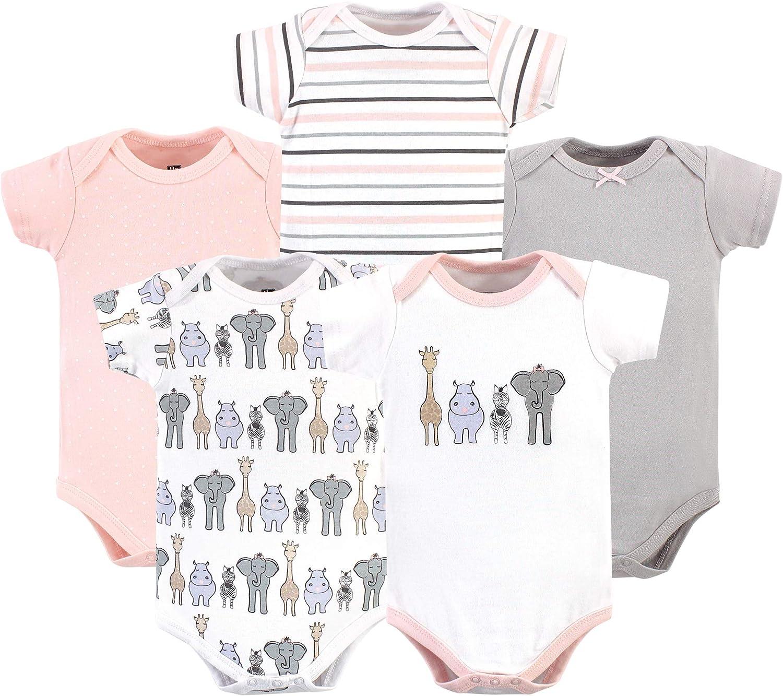 Hudson Baby Unisex Cotton Bodysuits