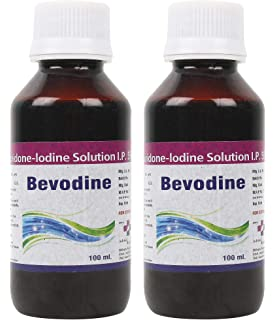 Buy Purdue Betadine Solution Online at Low Prices in India - Amazon in