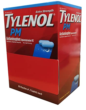 Tylenol pm in dogs
