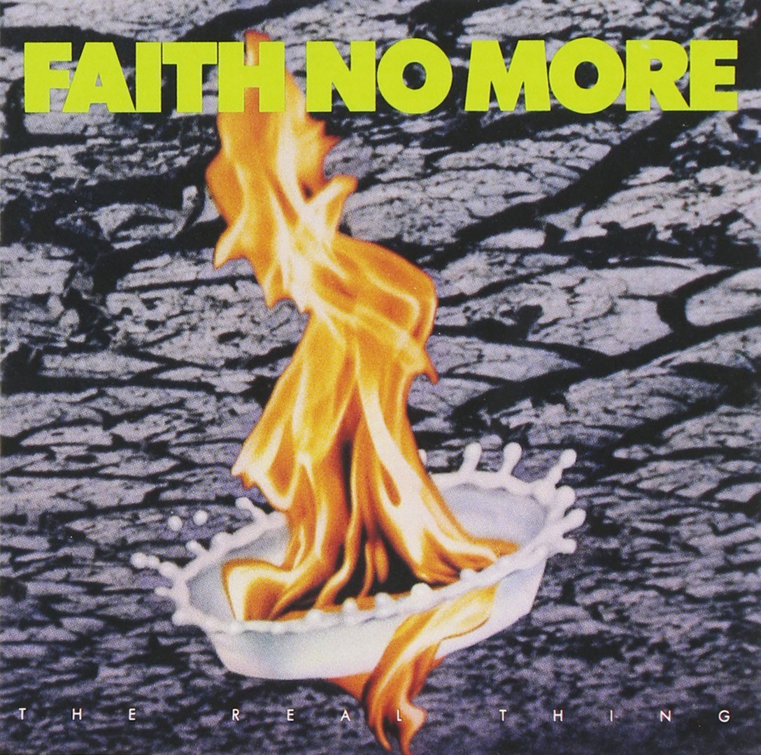 CD : Faith No More - Real Thing (CD)