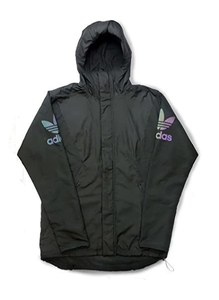 adidas Teorado Padded Xeno Windbreaker Men's Jacket (Large