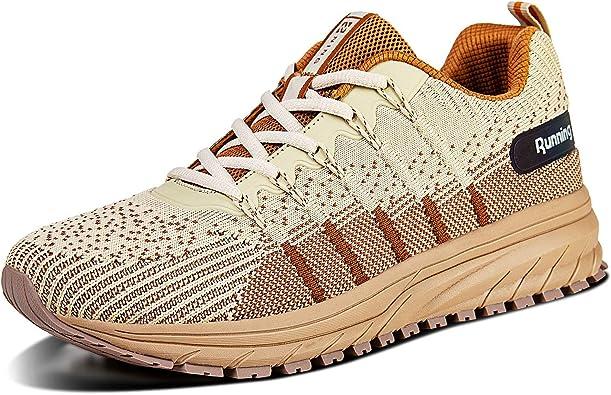Hombre Mujer Zapatillas Deporte para Zapatillas de Ligeras ...