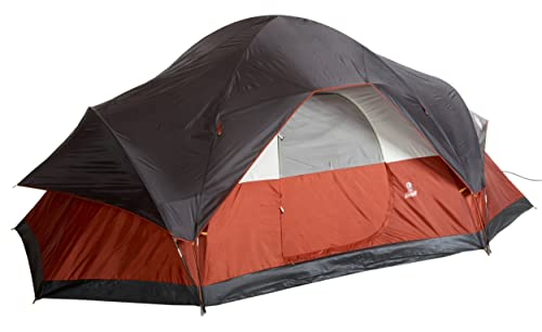 Coleman 8-Person Red Canyon Tent 2