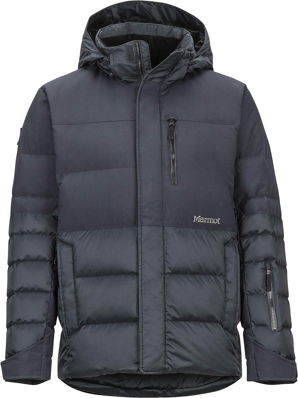 Ropa De Esqu/í Y Snowboard Marmot Shadow Jacket Chaqueta De Plumas Para La Nieve Transpirable Hombre Resistente Al Viento 700 Pulgadas C/úbicas Resistente Al Agua