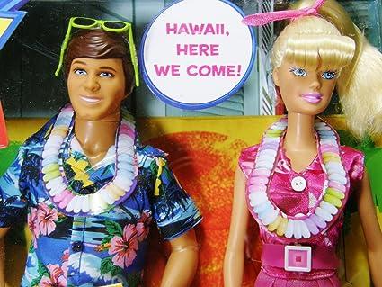 Amazon.es: Mattel Barbie Toy Story Hawaiian Vaca: Juguetes y juegos