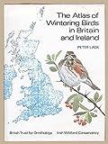 The Atlas of Wintering Birds in Britain and Ireland