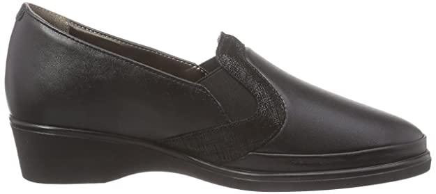Scholl YOLETTE Black, Damen Slipper, Schwarz (Black), 40 EU