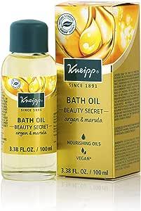 Kneipp Herbal Bath Oil Argan and Marula Beauty Secret, 3.38 Fl Oz