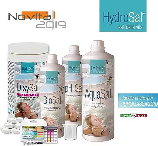HYDROSAL - Juego de Productos para Agua Termal y fútbol ...
