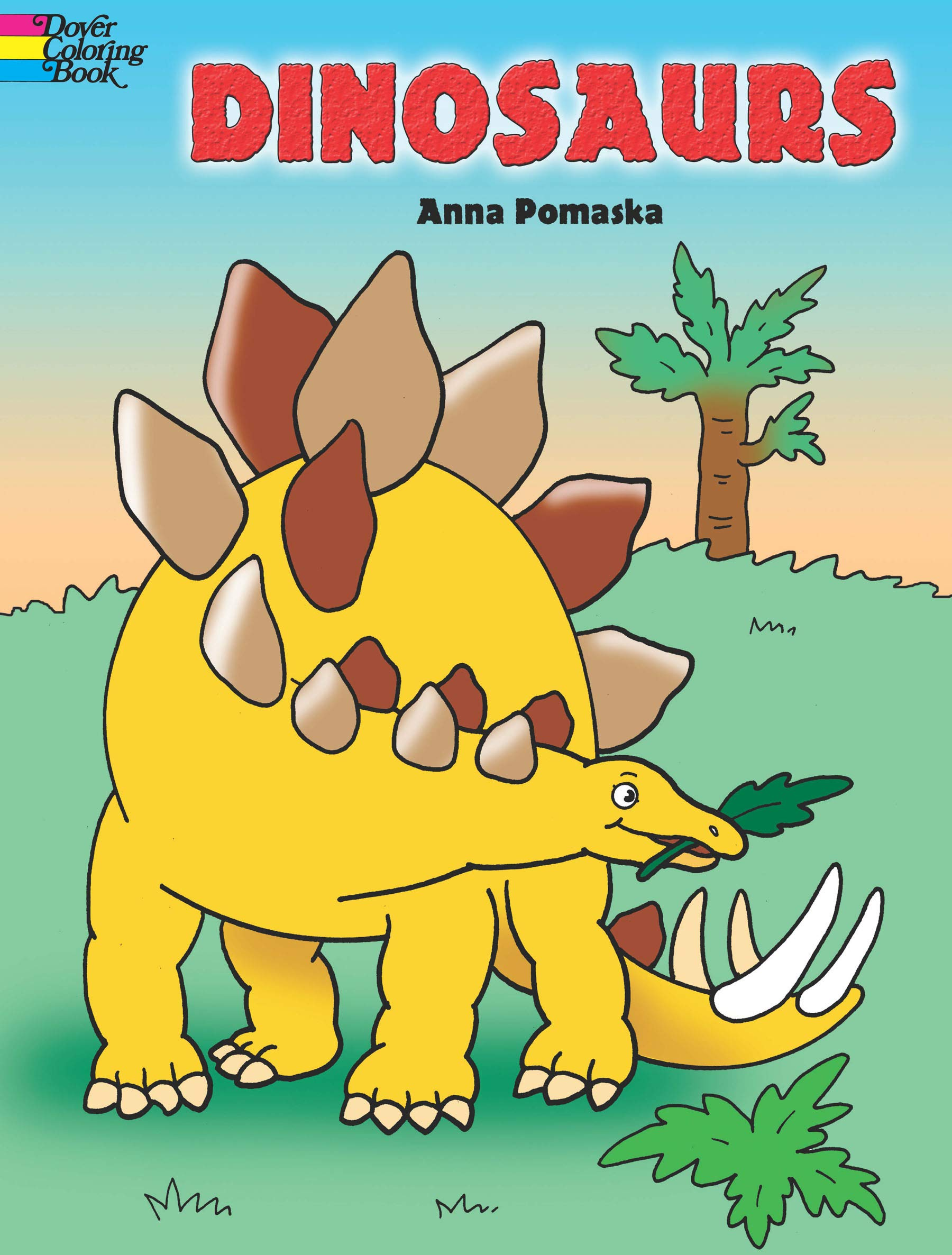 Image for Dinosaurs (Dover Coloring Books)