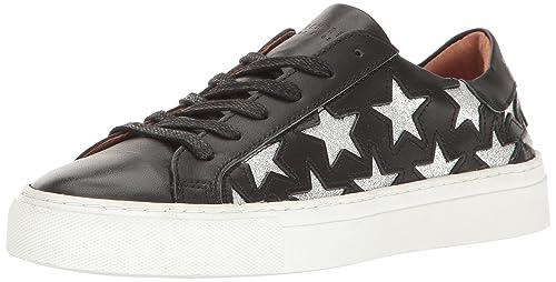 Skecher Street Mujeres Nora-Euro Star Zapatillas de Moda, Negro, 9 M US: Amazon.es: Zapatos y complementos