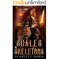 Scales and Skeletons (Trixie Towers Book 2)
