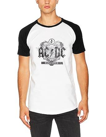 6d324482346da Générique AC DC Black Ice T-Shirt Homme  Amazon.fr  Vêtements et accessoires