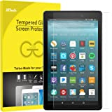 JETech Screen Protector for Amazon Fire 7 (7th Generation 2017 Release Only) Tempered Glass Film