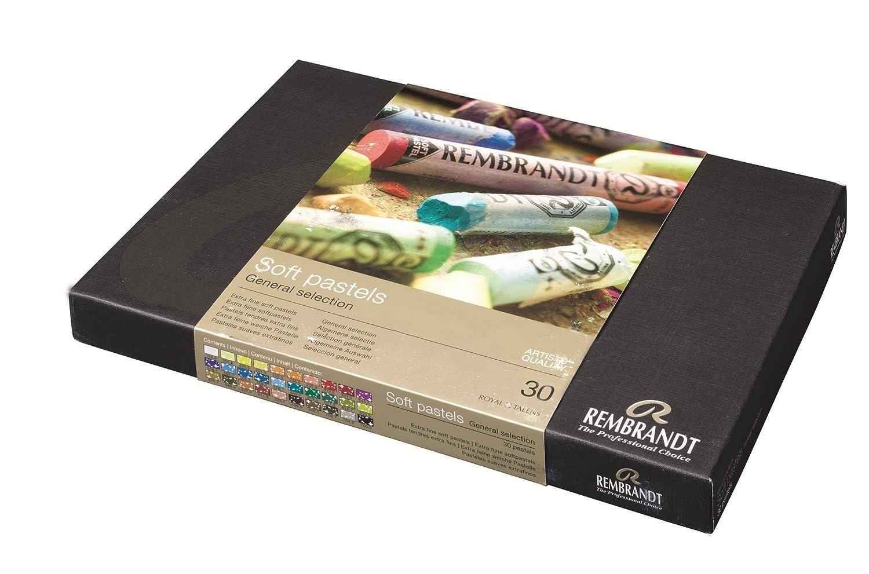 Rembrandt Soft Pastels 30 Stick General Set