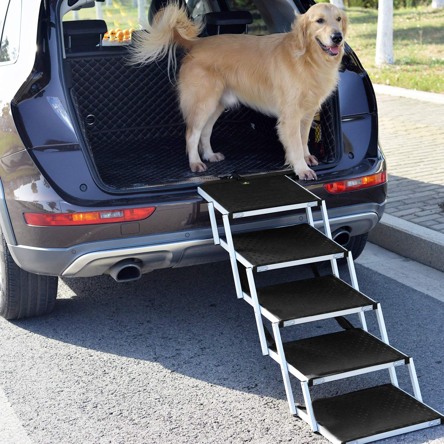 8 Best dog ramps and Stairs 12