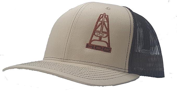 low priced 9cb3f aa41e ... good richardson 3d puff hooey hog oil field hat cap snapback adjustable  adult unisex 86514 10b1f