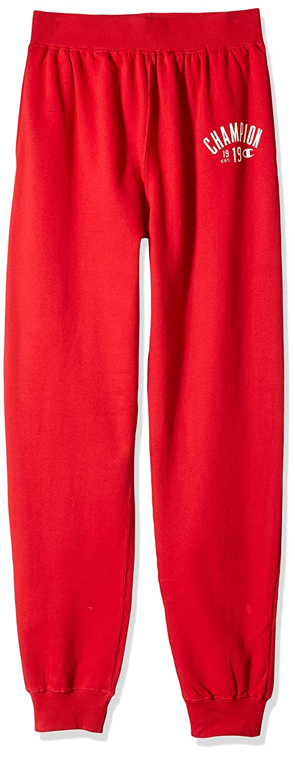 Champion Men's Big and Tall Jogger Soft Fleece Pants CH127AM