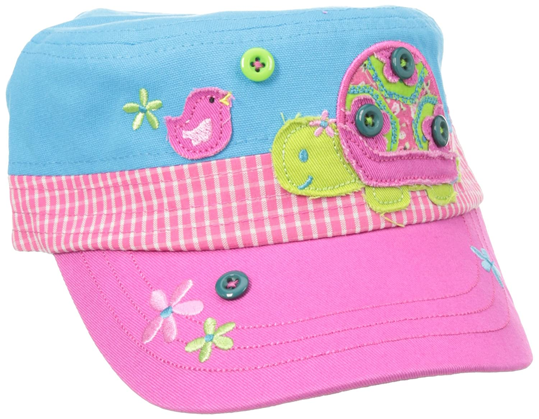 Stephen Joseph Little Girls' Signature Collection Cap, Turtle, One Size SJ104490