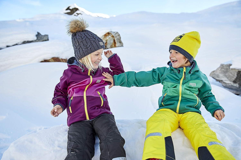 LEGO Wear Kids /& Baby Tec Waterproof /& Windproof Ski /& Snow Pants with Detachable Suspenders