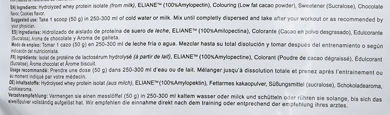 Beverly Nutrition Delicatesse Hydrolyzed Zero Proteína Hidrolizada Sabor Chocolate Blanco Fresa - 1000 gr