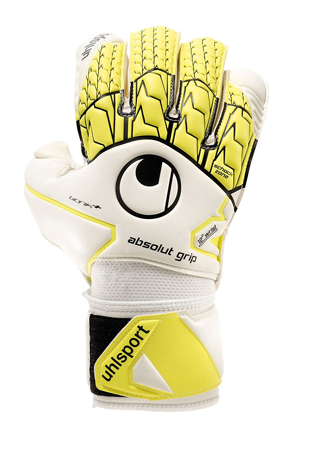 Uhlsport Absolutgrip Bionik+ Torwarthandschuhe Herren