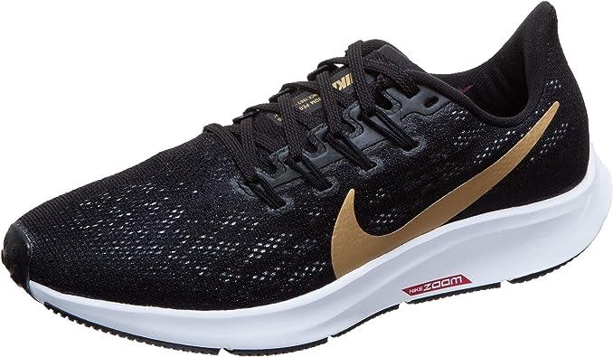 NIKE Air Zoom Pegasus 36, Zapatillas de Running Mujer: Amazon.es: Zapatos y complementos