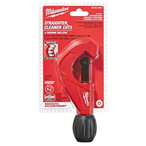 """Milwaukee 1-1/2"""" Constant Swing Copper Tubing Cutter 48-22-4252"""