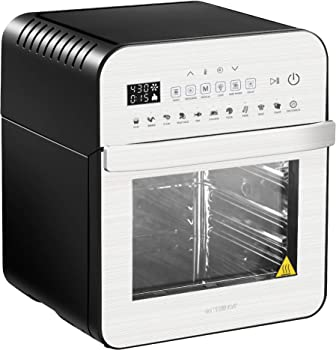 GoWise GW44804 Air Fryer Toaster Oven With Accessories