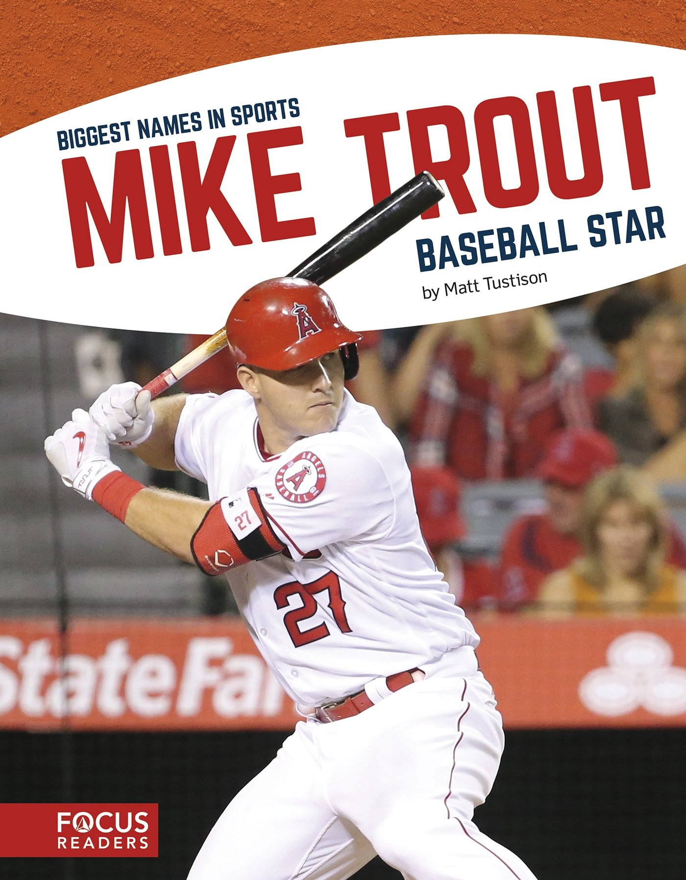 Mike Trout (Biggest Names in Sports)