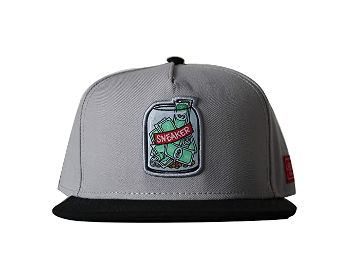 Cayler & Sons Gorras Savings Grey/Black Snapback: Amazon.es: Ropa ...