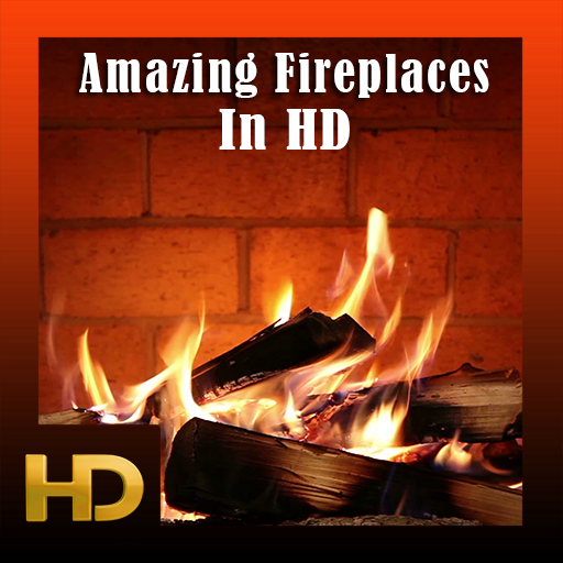 Amazing Fireplaces In HD (Wallpapers Super Christmas)