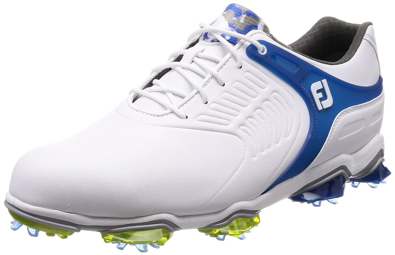 [フットジョイ] ゴルフシューズ ツアーエス メンズ B07B7PX6BY 27.0 cm ホワイト/ブルー