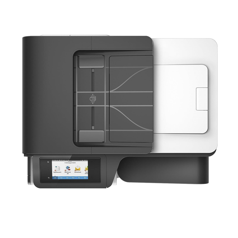 HP - Impresora multifunción (Inyección de tinta térmica, Colour printing, Colour copying, Colour scanning, Colour faxing, 50000 páginas por mes)